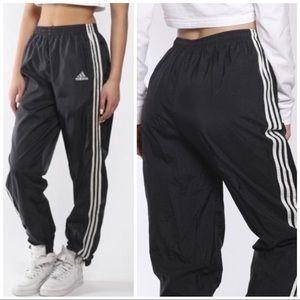 Adidas 3 Stripes Track Pants